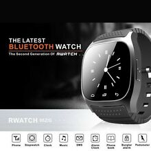 Smart Watch - WATERPROOF Bluetooth Calls Smarwatch iPhone Sa...