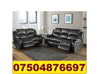 HARVEYS RECLINER LEATHER 3+2 SOFA THIS WEEKEND DELIVERY