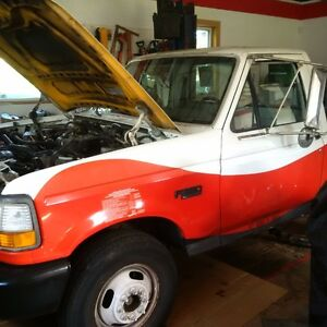 1997 Ford F350 chassis parts for sale