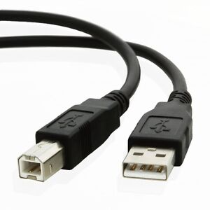 Cable imprimante/CD/DVD/Disque dur USB 2.0 printer cable player