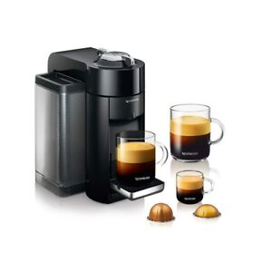 Nespresso Evoluo Deluxe Coffee Machine with Aeroccino Frother