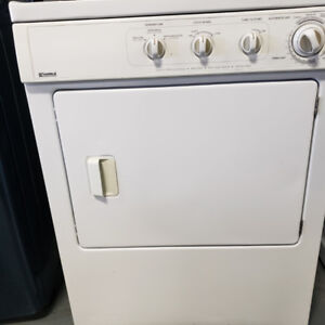 DRYER KENMORE MODEL 970-C81062-00 WHITE WITH WARRANTY!