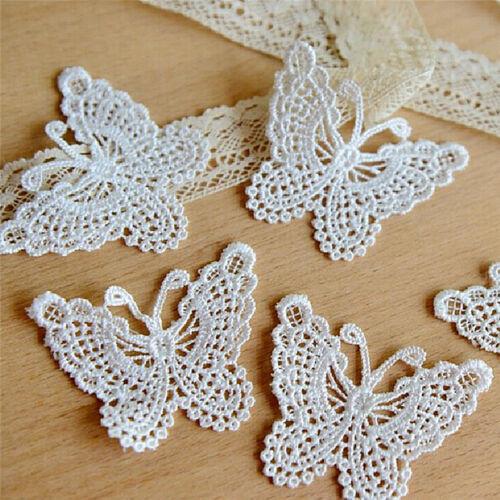 Accessori per abbigliamento da sposa toppe farfalla pi Ob