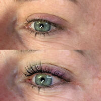 LASH LIFT AND TINT SPECIAL