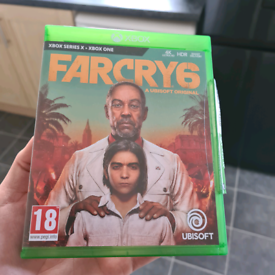 Far Cry 6 xbox Series X and xbox one