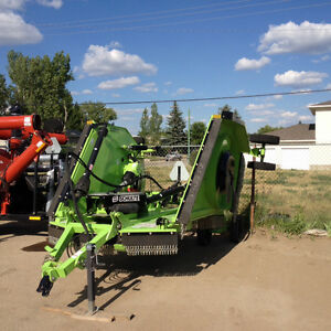 FLAMAN RENTALS Speed Tillers, Vertical Tillage Moose Jaw Regina Area image 7