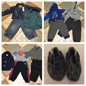 Boys 18 month clothing all like new Peterborough Peterborough Area image 1