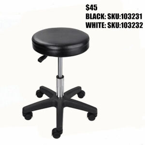 VARIETY TYPES ROLLING STOOLS TATTOO CHAIRS MASSAGE SPA