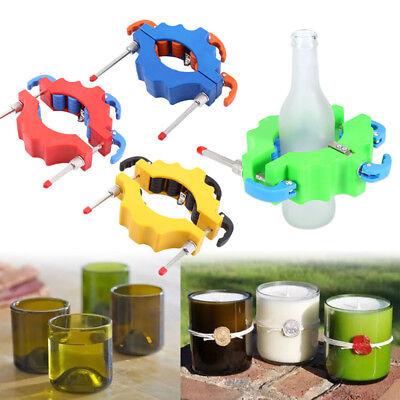 DIY Glass Bottle Cutter Tool NEW MODEL Craft Cutting Kit Glass Jar Machine