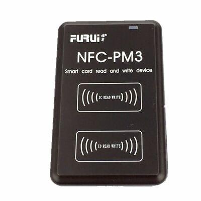 Rfid Tags Cards Copier Nfc Reader Writer 13.56mhz Program Usb Uid Card Device