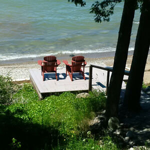 Southampton - Beautiful Lakefront Cottage Rental