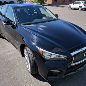 2014 Infiniti Q50 Sport Tech- LOW KM