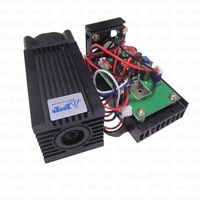 Focusable 638nm 1000mw1w Red Laser Module Ttl 12v Diy Stage Laser Lighting