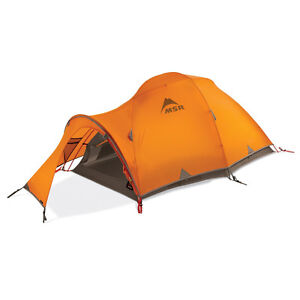 MSR Fury 4 four season tent. Used for one week. Asking $475.