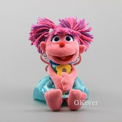 "Sesame Place 12"" Abby Cadabby Fairy Plush Stuffed Doll Sesame Street Muppet F&P for sale  China"