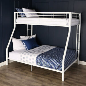 IKEA White Bed Frame Bunk Bed Excellent used condition