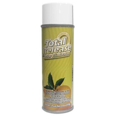 Total Release Odor Eliminator Fogger Air Freshener | Lemon Attack Scent