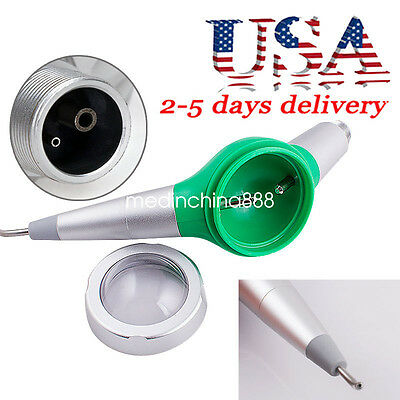 Dental Hygiene Color Jet Air Polisher System Tooth Polishing Handpiece 2h Usa