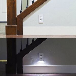 Set of 2 night light socket covers