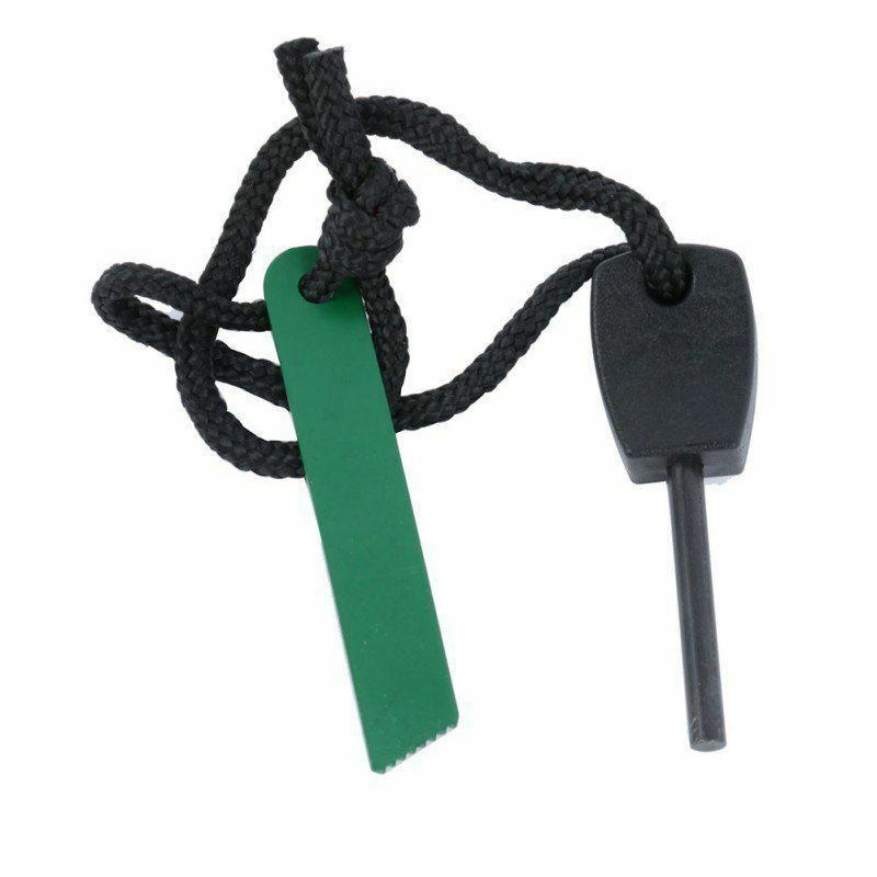 CATNON 12 Pcs Replacement Wicks Replacement Cotton String for Permanent Match Flint Fire Starter 100 x 2.5 mm