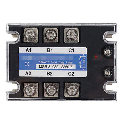 Solid State Relay For Mager Tsr-60da Mgr-3 032 3860z Dc-ac Single-phase 380vac