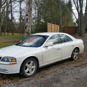 2000 Lincoln LS Sedan London Ontario image 1
