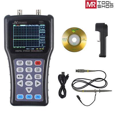 Hand-held Oscilloscope Portable Oscilloscope Jinhan Jds6031 1ch 30m 200msas Ce
