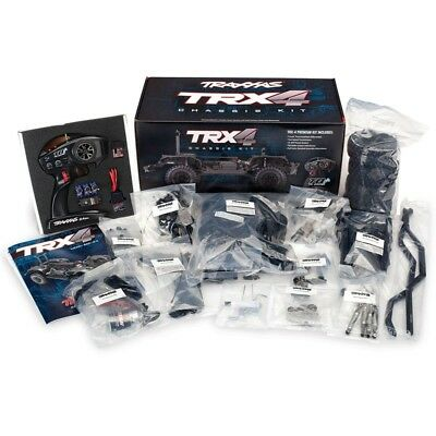 NEW Traxxas TRX-4 Chassis Kit RC 4x4 Rock Crawler Trail Truck w/TQi - FREE SHIP for sale  Faribault
