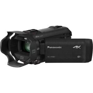 Panasonic 4k Camcorder WITH BOX