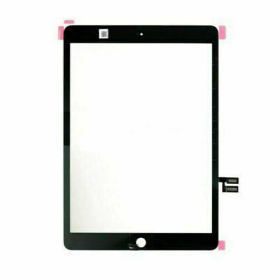 "Black Screen Digitizer Glass For iPad 7 7th 8 Gen 2019 10.2"" A2197 A2270 A2200"