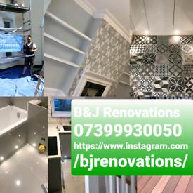 General builder and commercial premises Renovations, Lofts etc