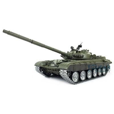 US Stock 6.0 T72 Henglong 1/16 3939 Main Battle RTR RC Tank Metal Tracks Wheel for sale  Cranbury