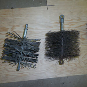 Chimney Cleaning Brushes