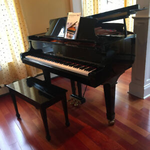 Young Chang (Pramberger Edition) Baby Grand Piano G-157