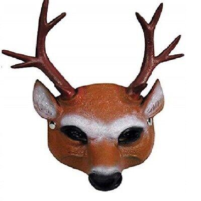 Reindeer Foam Half Mask