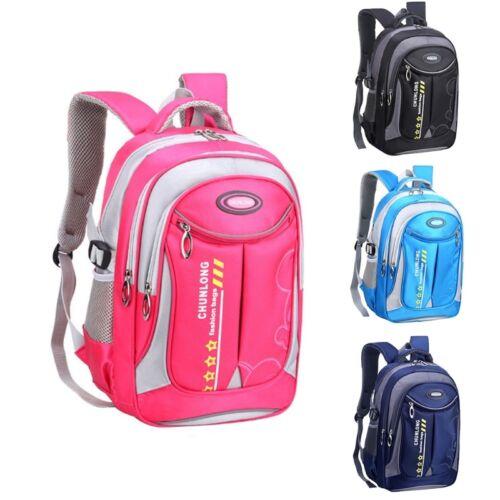 Girls Boys Backpack Travel Rucksack Bags Children For Teenag
