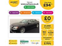 Chrysler 300C FROM £94 PER WEEK!