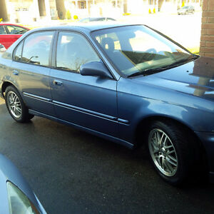 1997 Acura EL 1.6 Sport Sedan - Leather Interior