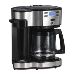 Coffee Makers Hamilton Beach 49980A Single Serve Brewer Full