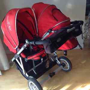 Double Stroller - Stroll Air My Duo
