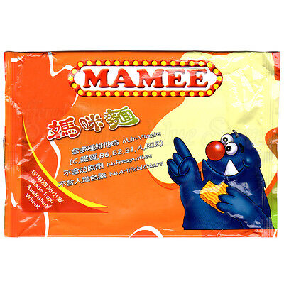 Mamee Snack Dried Noodle - Chicken Flavor 60g ( Made From Australian Wheat )