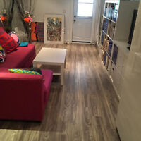 Hardwood Flooring Installation -Highly Professional Installers