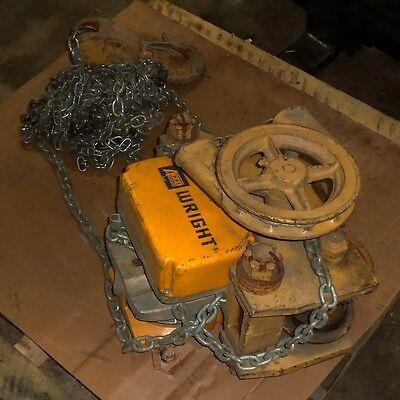 Acco Wright 3 Ton Chain Hoist