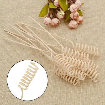 10x/set Rattan Reed Fragrance Oil Diffuser Replacement Refill Stick Home Decor ()