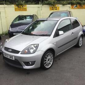2007 Ford Fiesta 1.6TDCi Zetec S lady owner ford service history