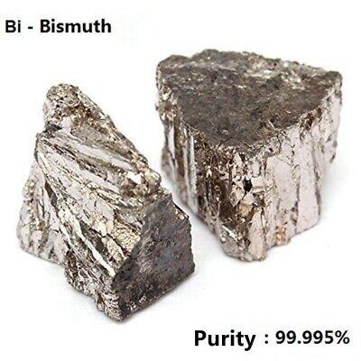 1kg2.2lb Bismuth Metal Ingot 99.99 Pure Crystals Geodes For Bismuth Crystals