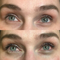 Lash Lift and Tint Mobile Promo $60