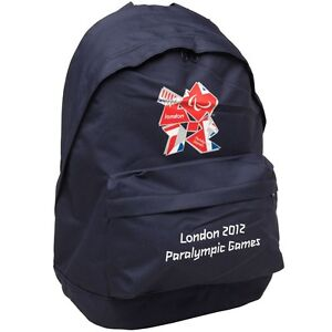 LONDON 2012 OLYMPICS BAGS - 3 DIFFERENT STYLES INCLUDING KID'S - ALL BNWT