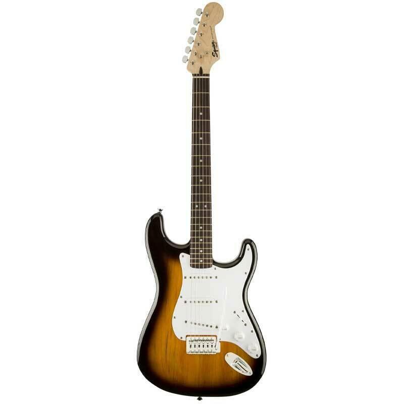 Fender Electric Guitar, Bullet Stratocaster, Three Single-coil Stratocaster P...