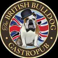 Full Time Line Cook For The BRITISH BULLDOG GASTROPUB